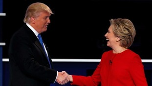 US presidential election debate 'draws television audience of 84 million viewers'