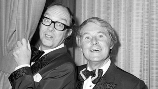 First statue of Morecambe and Wise to be unveiled