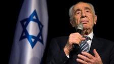 Former Israeli president Shimon Peres dies, aged 93