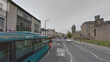 'Don't drive in bus lanes' says Cardiff Council again