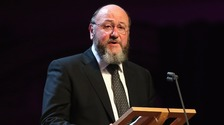 Chief Rabbi Ephraim Mirvis.