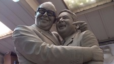 First statue of Morecambe and Wise to be unveiled in Blackpool