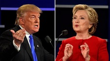 Trump: I held back as I didn't want to embarrass Clinton