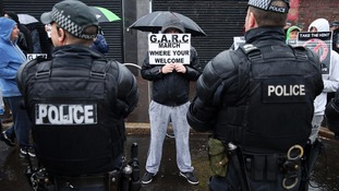 GARC have said they will protest the parade.