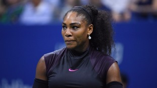 Serena Williams 'won't be silent' over police shootings of black men