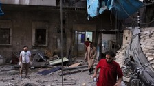 Aleppo's biggest hospital 'out of action' after bombing