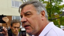 Big Sam: Entrapment has cost me England job