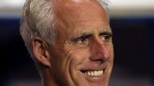 Mick McCarthy was pleased with Ipswich Town's display.
