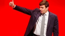 Andy Burnham quits the shadow cabinet