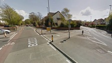 Manslaughter charge after man dies from hitting head on road
