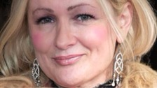 Caroline Aherne's brother talks for first time publicly since her death