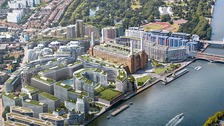 Apple to set up London HQ in Battersea Power Station