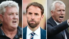 Who will replace Allardyce as England's next manager?
