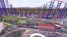 New £16m rollercoaster set for Blackpool