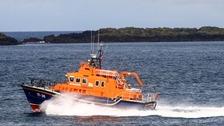 RNLI coastguard