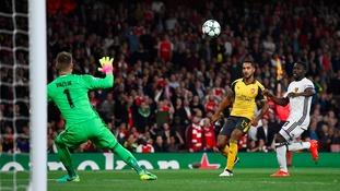 Champions League match report: Arsenal 2-0 Basel
