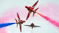 Best of British: Red Arrows to embark on world tour