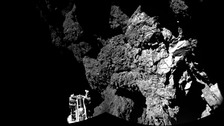 Rosetta to be crashed into comet in £1bn space mission