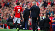 Mourinho: Old Trafford is Juan Mata's 'natural habitat'