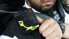 Police body cameras reduce public complaints