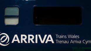 Arriva Train carriage