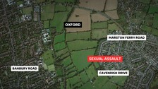 Police step up patrols in Oxford following schoolgirl sexual assault
