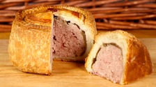 Wigan pensioner stopped at airport because of pork pie in bag