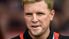 Bournemouth manager Eddie Howe is a leading candidate to replace Sam Allardyce.
