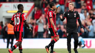 Eddie Howe said he needed to show loyalty to the players who had committed to him and the club.