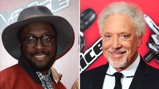 Will.i.am and Tom Jones to return to ITV's The Voice