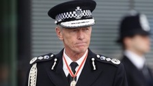 Britain's top cop Sir Bernard Hogan-Howe to retire