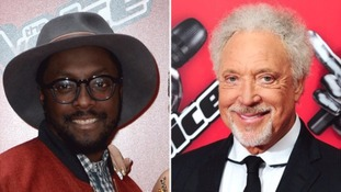 Will.i.am and Tom Jones to return to The Voice on ITV