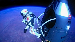 Space jump daredevil hits out at Branson's 'insane' idea