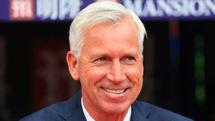 Crystal Palace boss Alan Pardew admits England job would the 'pinnacle for any Englishman'