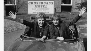 Crossroads interviews shine light on 70s celebrity life