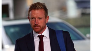 Durham Cricket Club award Paul Collingwood testimonial
