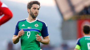 No Will Grigg in NI squad to face San Marino and Germany