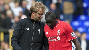 Liverpool boss Jurgen Klopp clears the air with defender Mamadou Sakho