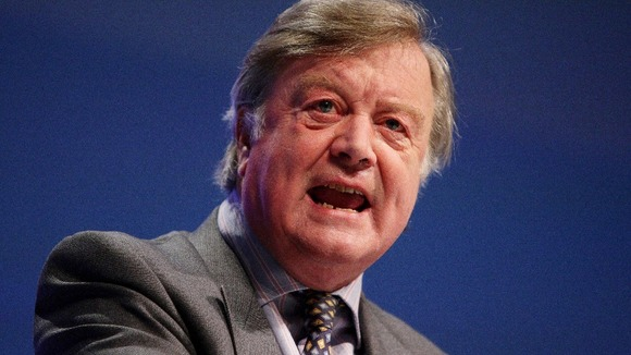 Former Justice Secretary Ken Clarke has said tax breaks for married couples might not happen before the next election.