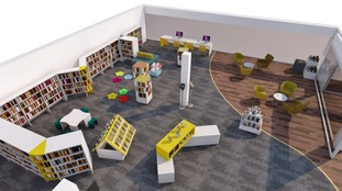 New library for Newton Aycliffe as part of £1 million project