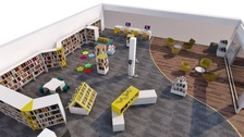 New library for Newton Aycliffe