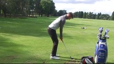 Chris Wood preparing for his first Ryder Cup