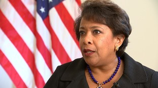 Syria conflict is a 'moment of reckoning' says US Attorney General