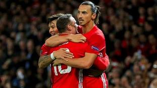 Europa League match report: Manchester United 1-0 Zorya Luhansk