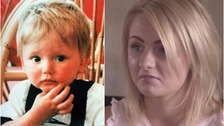 Leigh-Anna hadn't been born when Ben Needham went missing in 1991