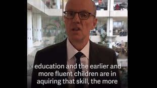 Department for Education video makes two embarrassing spelling gaffes