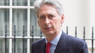 Chancellor of the Exchequer Phillip Hammond.