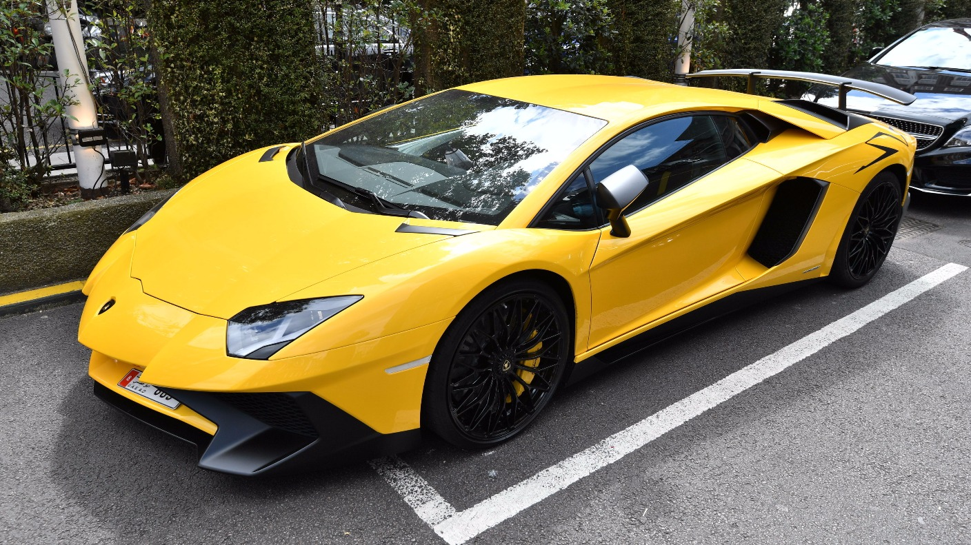 Thousands Of Luxury Cars Seized By Police Across England