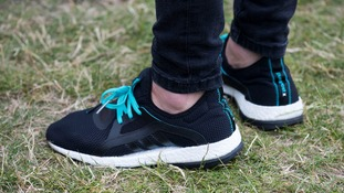 More women 'purchased trainers than high heels'