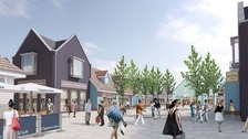 New 'shopping village' for Cannock gets go-ahead